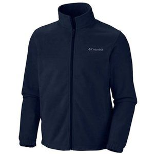 Columbia Men's Mountain Full Zip Fleece Jacket XXL
